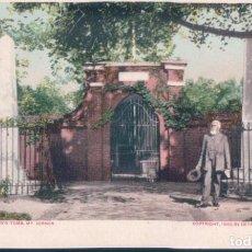 Postales: POSTAL WASHINGTON'S TOMB - VERNON - 6852. Lote 193076395