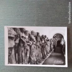 Postales: POSTAL MONJAS PANTEON MUNICIPAL GUANAJUATO. Lote 193965941