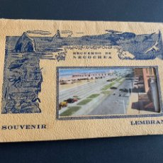Postales: BLOC( 10 FOTOS) RECUERDO DE NECOCHEA 1901. TIRA CON 10 POSTALES COLOREADAS. Lote 194195381
