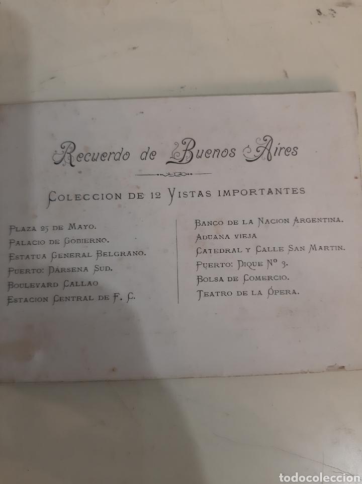 Postales: Antiguas fotos Buenos Aires Argentina - Foto 10 - 194196383