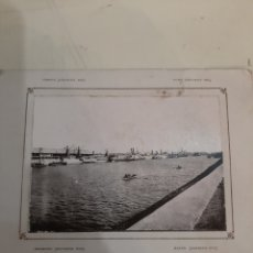 Postales: ANTIGUAS FOTOS BUENOS AIRES ARGENTINA. Lote 194196383