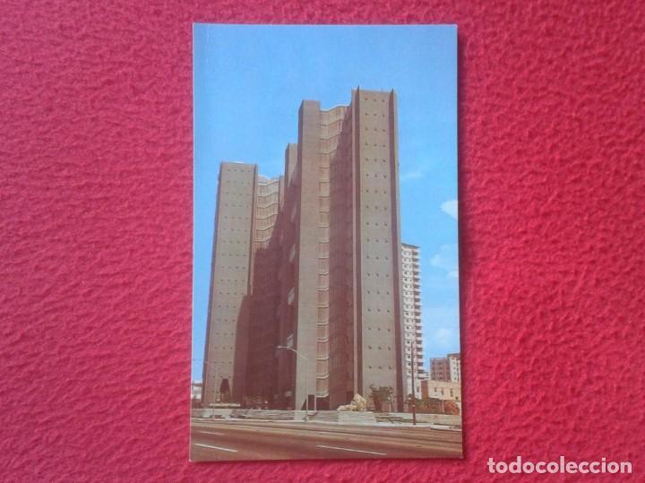 POSTAL POST CARD CUBA EDIFICIO MULTIFAMILIAR MALECÓN Y F. VEDADO LA HABANA HAVANA, BUILDING DWELLING (Postales - Postales Extranjero - América)