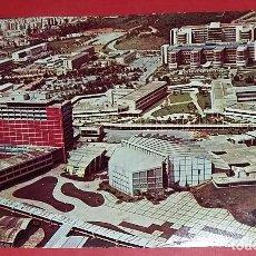 Postales: VISTA AEREA DE LA CIUDAD UNIVERSITARIA. CARACAS. VENEZUELA. EDICAR. ESCRITA 4-6-1966. Lote 194236022