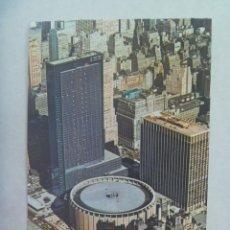 Postales: POSTAL DE NUEVA YORK ( ESTADOS UNIDOS ): MADISON SQUARE GARDEN. Lote 194255911