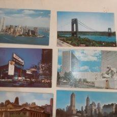 Postales: NEW YORK POSTALES AÑOS 70. Lote 194265866