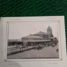Postales: CUBA HABANA ESTACION CENTRAL. Lote 194268651