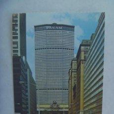 Postales: POSTAL DE NUEVA YORK ( ESTADOS UNIDOS ): PAN AM BUILDING. Lote 194309140