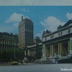 Postales: POSTAL DE NUEVA YORK ( ESTADOS UNIDOS ): BIBLIOTECA PUBLICA DE NUEVA YORK. Lote 194329392