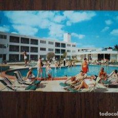Postales: POSTAL DE VENETIAN ISLE MOTEL, MIAMI BEACH. USA. Lote 194340867