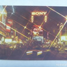 Postales: POSTAL DE NUEVA YORK ( ESTADOS UNIDOS ): TIMES SQUARE. Lote 194342563