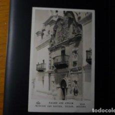 Postales: FACADE AND ATRIUM, MISSION SAN XAVIER, TUCSON........ Lote 194365432