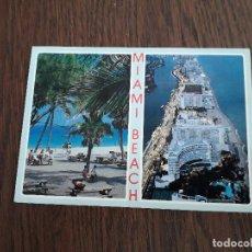 Postales: POSTAL DE MIAMI BEACH, USA. Lote 194719402