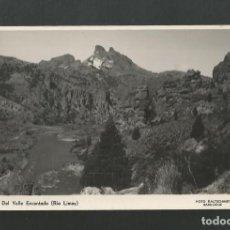 Postales: POSTAL SIN CIRCULAR - DEL VALLE ENCANTADO - RIO LIMAY - ARGENTINA - EDITA FOTO KALTSCHMIDT. Lote 194751232