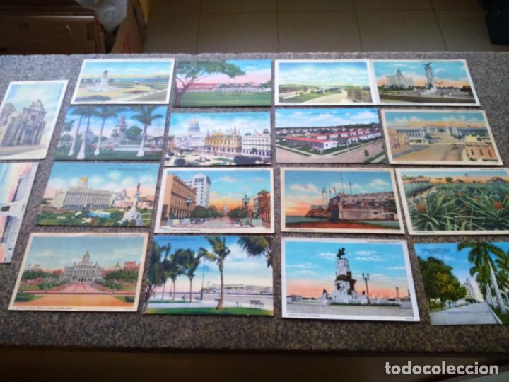 Postales: POSTALES -- LOTE DE 39 POSTALES DE CUBA -- REPUBLICA DE CUBA -- - Foto 4 - 194865112