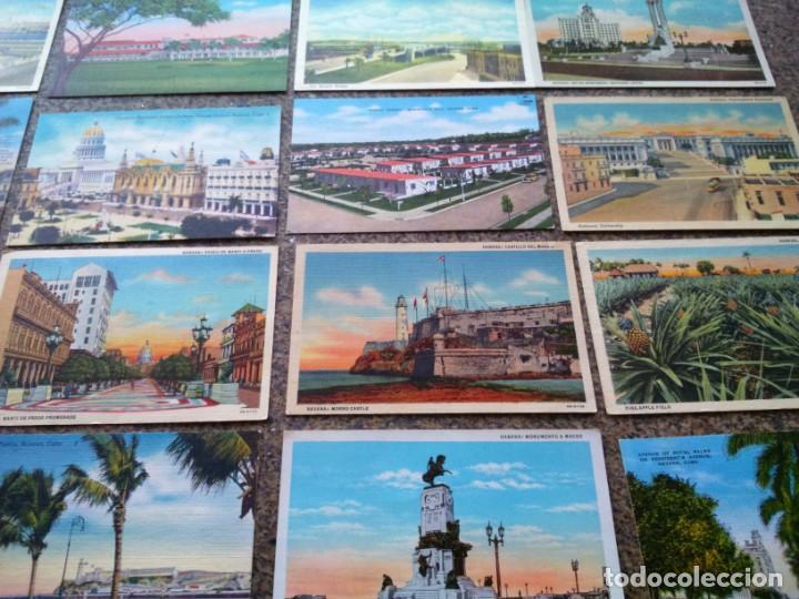 Postales: POSTALES -- LOTE DE 39 POSTALES DE CUBA -- REPUBLICA DE CUBA -- - Foto 5 - 194865112