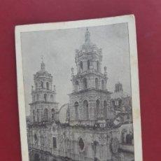 Postales: MEXICO-PRINCIPIOS DE SIGLO-SIN CIRCULAR-REVERSO SIN APARTADOS-BLANCO. Lote 195113630
