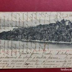 Postales: CUBA-PRINCIPIOS DE SIGLO-CIRCULADA CON SELLO. Lote 195117072