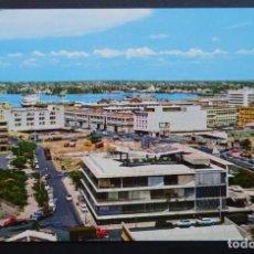Postales: PUERTO DE MARACAIBO, VENEZUELA, ANTIGUA POSTAL SIN CIRCULAR. Lote 195128153