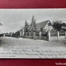Postales: COLOMBIA-BARRANQUILLA-1905-CIRCULADA CON SELLO. Lote 195201677
