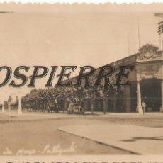 Postales: FOTO-POSTAL, AVENIDA 25 MAYO-SALLIQUELÓ, ARGENTINA, SIN CIRCULAR. Lote 195329598