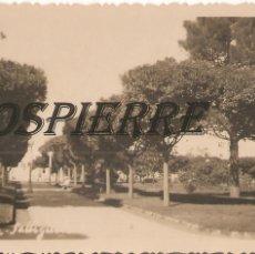 Postales: FOTO-POSTAL, PLAZA- SALLIQUELÓ, ARGENTINA, SIN CIRCULAR. Lote 195329667