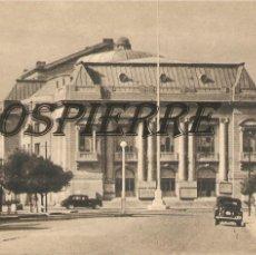 Postales: FOTO-POSTAL, TEATRO MUNICIPAL-BAHÍA BLANCA, ARGENTINA Nº 115, SIN CIRCULAR. Lote 195329917
