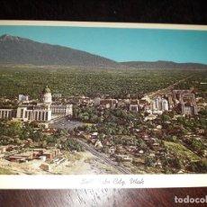 Postales: Nº 36360 POSTAL ESTADOS UNIDOS SALT LAKE CITY UTAH. Lote 195334231