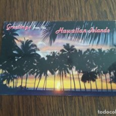 Postales: POSTAL DE ISLAS HAWAII, USA. Lote 195433618