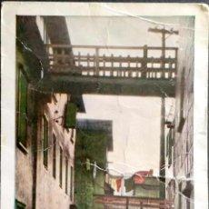 Postales: QUÉBEC (CANADÁ). 26 RUE SOUS-LE-CAP. USADA CON SELLO. COLOR. VER FOTO. Lote 195531900