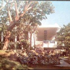 Postales: LA HABANA. RESTAURANTE LA FARALLA-PARQUE LENIN. DORSO CON MATASELLO EXPOSICIÓN MUNDIAL DE FILATELIA . Lote 195532018