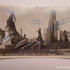 Postales: POSTAL ARGENTINA , BRILLO , B/N,. Lote 196082965