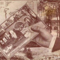 Postales: EDEN SPRINGS. ISRAELITE COLONY VIEW BENTON HARBOR. MICH. Lote 196138610