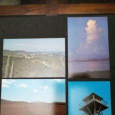 Postales: CUBA , GUANTANAMO LOTE 4 POSTALES S/C. Lote 198474851