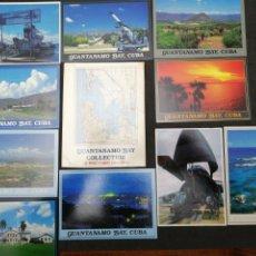 Postales: CUBA., GUANTANAMO, LIBRITO CON 10 POSTALES. Lote 198475690