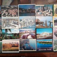 Postales: ESTADOS UNIDOS LOTE DE 59 POSTALES MAYORÍA S/C. Lote 198621243