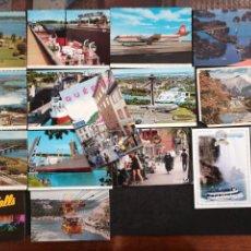 Postales: CANADA LOTE DE 16 POSTALES. Lote 198622766