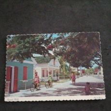 Postales: BAHAMAS POSTAL SIN CIRCULAR. Lote 198623187