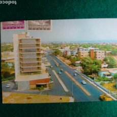 Postales: POSTAL DE VENEZUELA MARACAIBO ESCITA HASTA BARCELONA 1963. Lote 198991100