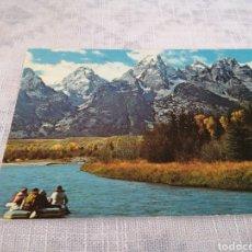 Postales: TETON NATIONAL PARK. Lote 199052381