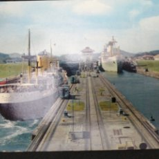 Postales: PANAMÁ, CANAL DE PANAMA. Lote 199245231