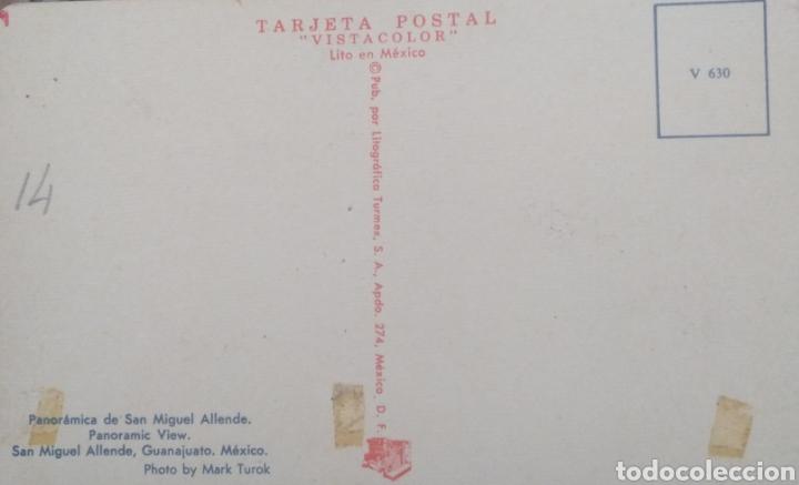 Postales: TARJETA POSTAL ANTIGUA PANORÁMICA - Foto 2 - 202363051