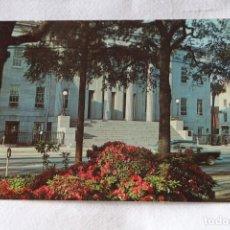 Postales: POSTAL U.S. CUSTOMS HOUSE SAVANNAH GEORGIA FOTO ERNEST FERGUSON DIXIE NEWS POST CARD. Lote 202439727