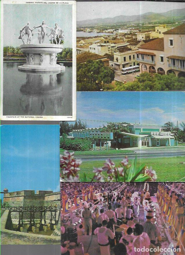 25 POSTALES * CUBA * ( LOTE Nº 4 ) (Postales - Postales Extranjero - América)