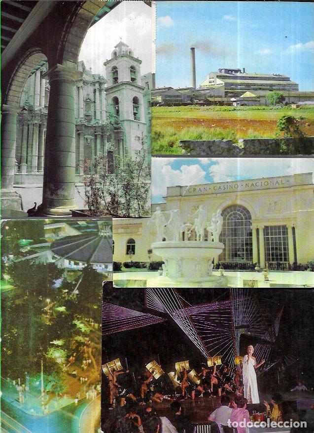 Postales: 25 POSTALES * CUBA * ( LOTE Nº 4 ) - Foto 2 - 203503933