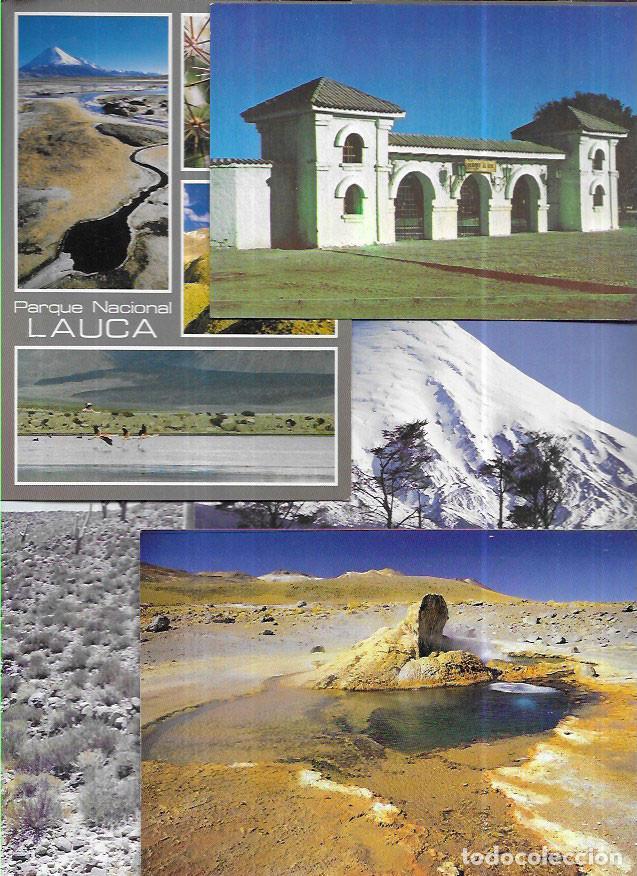 Postales: 35 POSTALES * CHILE * ( LOTE Nº 15) - Foto 2 - 203898388