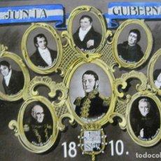 Postales: ARGENTINA-LA JUNTA GUBERNATIVA 1810-POSTAL ANTIGUA-(70.514). Lote 205312115