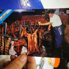 Postales: POSTAL ARGENTINA RESTAURANTE LOS TRONCOS BUENOS AIRES ESCRITA. Lote 205586750