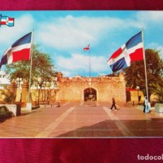 Postales: SANTO DOMINGO. REPÚBLICA DOMINICANA. Lote 206351047