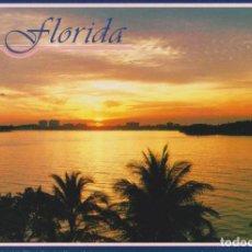 Postales: ESTADOS UNIDOS, FLORIDA, PUESTA DE SOL - IMPRESSIONS - S/C. Lote 206882456