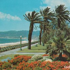 Postales: ESTADOS UNIDOS, CALIFORNIA, SANTA MONICA, PARQUE - PLASTICHROME - ESCRITA. Lote 206883050